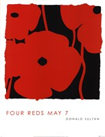 Four Reds May 7 Fine-Art Print