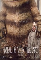 Where the Wild Things Are - style A Fine-Art Print