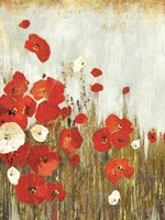 Poppie in the Wind Fine-Art Print
