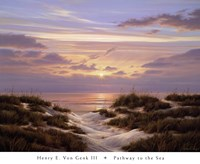 Pathway to the Sea Fine-Art Print
