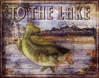 To the Lake Fine-Art Print