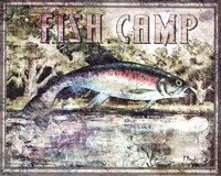 Fish Camp Fine-Art Print