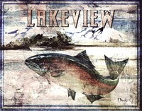 Lakeview Fine-Art Print