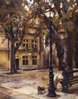 Provence Village II Fine-Art Print