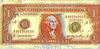 Dollar Bill Fine-Art Print