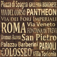 Roma Fine-Art Print