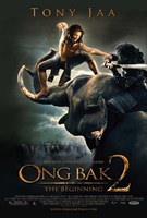 Ong Bak 2: The Beginning, c.2008 - style B Fine-Art Print