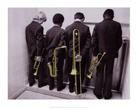 The Band Fine-Art Print