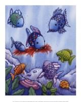 The Rainbow Fish V Fine-Art Print