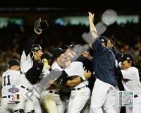 New York Yankees Team Celebration Game Six of the 2009 MLB World Series (#39) Fine-Art Print