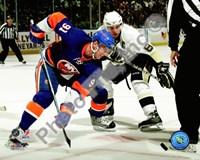 John Tavares & Sidney Crosby 2009-10 Action Fine-Art Print