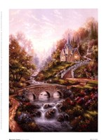 Mountain Chapel Fine-Art Print