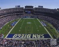 Qualcomm Stadium 2009 Fine-Art Print
