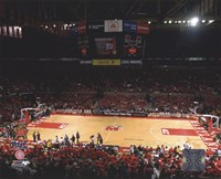 Comcast Center University of Maryland Terrapins 2007 Fine-Art Print
