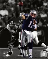 Tom Brady 2009 Spotlight Collection Fine-Art Print