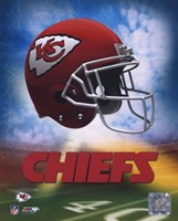 2009 Kansas City Chiefs Team Logo Fine-Art Print