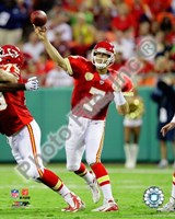 Matt Cassel 2009 Action Fine-Art Print