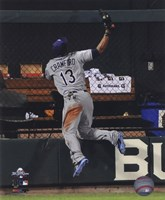 Carl Crawford 2009 MLB All-Star Game Action Fine-Art Print