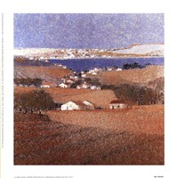 Le Paille Doree Fine-Art Print