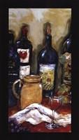 Wine Tasting Panel I Fine-Art Print