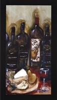 Wine Tasting Panel III Fine-Art Print