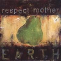Respect Mother Earth Fine-Art Print