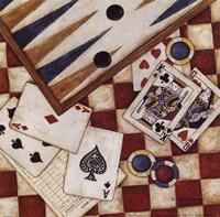 Poker Fine-Art Print