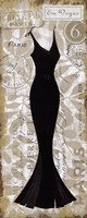 Robe Noir I Fine-Art Print
