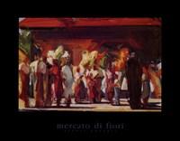 Mercato di Fiori Fine-Art Print