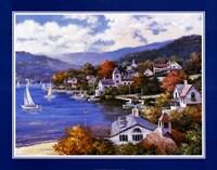 Rhode Island Harbor Fine-Art Print