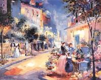 City Streets Fine-Art Print