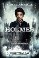 Sherlock Holmes, c.2009 - style A Fine-Art Print