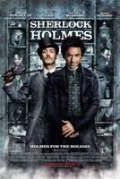Sherlock Holmes, c.2009 - style E Fine-Art Print