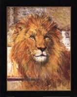 The Lion Fine-Art Print