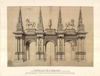 Arch Triumphant II, (The Vatican Collection) Fine-Art Print