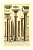 Della Magnificienza ed Architcetura de Romani, (The Vatican Collection) Fine-Art Print