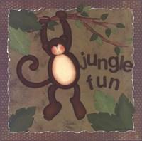 Jungle Fun Fine-Art Print