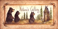 Nature's Calling Fine-Art Print