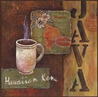 Coffees of the World - Hawaii Fine-Art Print