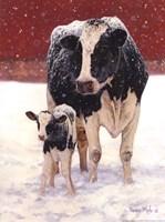 First Christmas Fine-Art Print