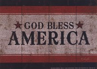 God Bless America Fine-Art Print