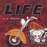 Life Fine-Art Print