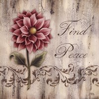 Find Peace Fine-Art Print