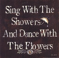 Showers and Flowers Fine-Art Print