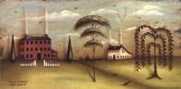 Sunrise in Durham Fine-Art Print