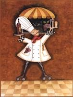 Vin Chef Fine-Art Print