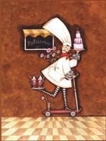 Patisserie Chef Fine-Art Print