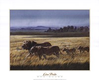Lion Pride Fine-Art Print