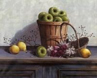 Green Apples and Lemons Fine-Art Print