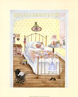 Girl's Bedroom Fine-Art Print